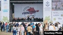 Фестиваль вина в Балаклаве, сентябрь 2018 года