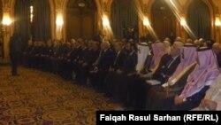 في ندوة عن كيفية مجابهة الارهاب، عمان