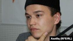 Бөтендөнья татар яшьләре форумы рәисе урынбасары Тәбриз Яруллин