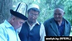 Переселенцы из Таджикистана.