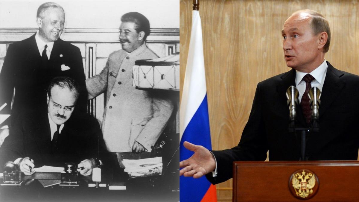 «Ложь, манипуляция и замалчивания» €? первые реакции из Украины, Польши и Чехии на статью Путина про Вторую мировую войну