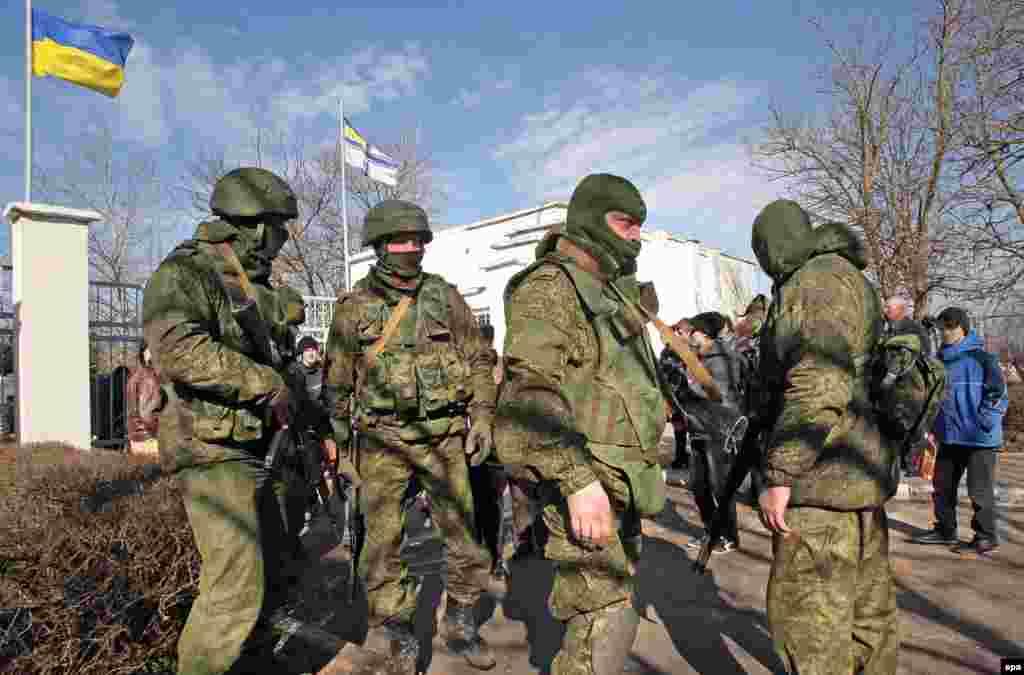 Російські військові відмовлялися визнавати, солдатами чиєї армії вони є