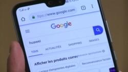 Корпорация Google приостановила сотрудничество с китайской Huawei