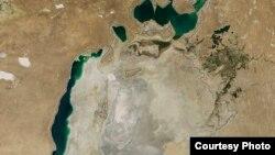 Аральское море: медленная смерть