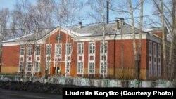Школа в Вихоревке