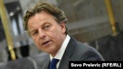 Министр иностранных дел Нидерландов Берт Кундерс