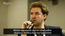 Mitić i Puharić u Mostu: Naše ruke nisu uprljane ratom