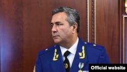 Насрулло Махмудзода - новый секретарь Совбеза Таджикистана. Фото пресс-службы президента РТ
