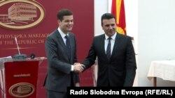 Вес Мичел и Зоран Заев се меѓу учесниците на Самитот