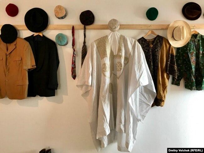 Гран-бубу и другие наряды Али Фарка Туре