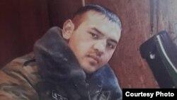 Погибший на границе Хуснидин Хажиев.