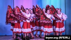 Фестиваль танца «Радуга» в Севастополе, 30 марта 2019 года