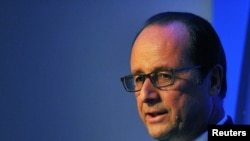 Presidenti, Francois Hollande