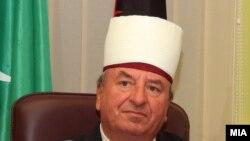 Реис ул Улема на Исламската верска заедница, Сулејман еф. Реџепи