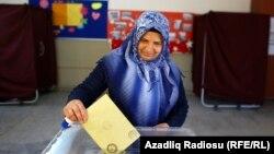 Votimi në referendumin e së dielës në Turqi.