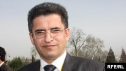 Tajik spokesman Davlat Nazriev