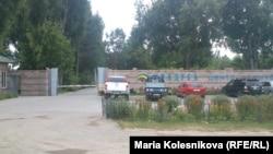 """""""Радуга"""" эс алуу жайы, Ысык-Көл, 7-август, 2013."""