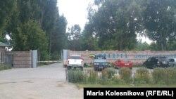 """Центр отдыха """"Радуга"""", Иссык-Кульская область, село Сары-Ой, 7 августа 2013 года."""
