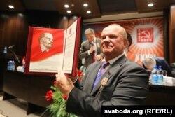 Лидер КПРФ Геннадий Зюганов, 2014 год