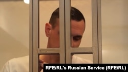 Oleh Sentsov is serving a 20-year prison sentence