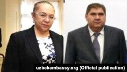 Министр экономики Галина Саидова и министр внешних экономических связей, инвестиций и торговли Узбекистана Эльер Ганиев отправлены в отставку.