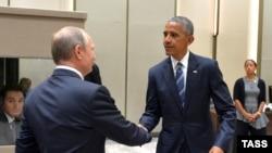 Грани Времени. Обама пасует Путину в сторону Сирии?