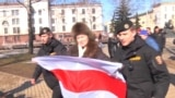Belarusian Police Arrest Opposition Supporters