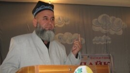 Hoji Mirzo Ibronov (file photo)
