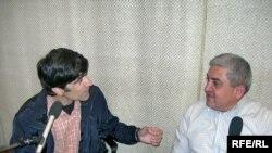 Sahib Məmmədov və Hafiz Həsənov