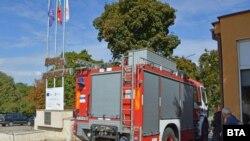 Пожарът е възникнал в цех за тротил, но властите не очакват по-тежки произшествия