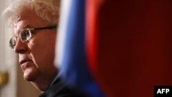 Рускиот амбасадор во Европската унија Владимир Чизов
