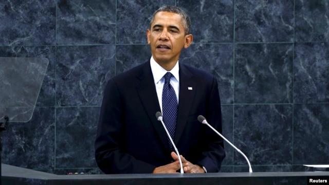 اوباما در سازمان ملل