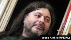 Teofil Pančić, srbijanski novinar, arhivska fotografija