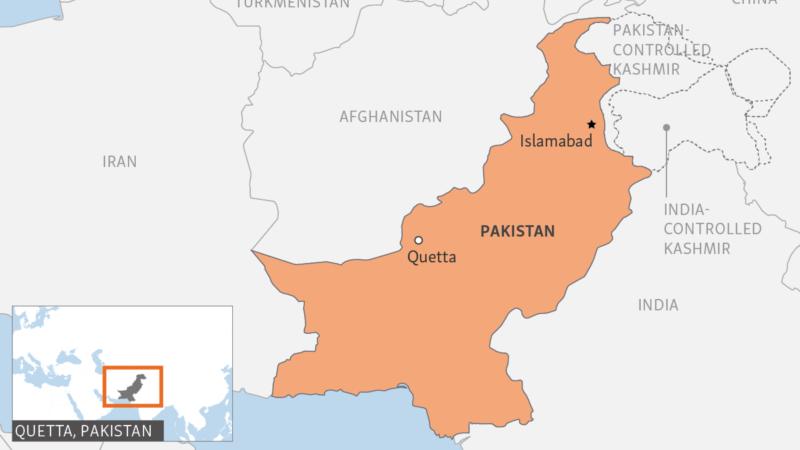 Бомбашки напад врз црква во Пакистан