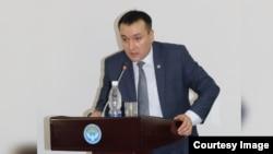 Ялкун Даутов.