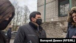 Алексей Кычин, адвокат Андрея Боровикова