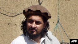 Pakistani Taliban chief Hakimullah Mehsud in October