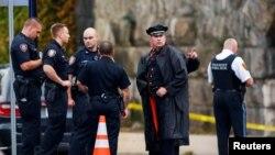 Policija u SAD, ilustrativna fotografija