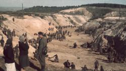 Eighty Years Later, Ukraine Remembers The Nazi Atrocities At Babyn Yar