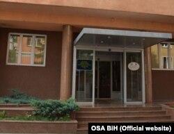 Iz OSA-e tvrde da se radi o udaru na Agenciju (na fotografiji zgrada OSA-e u Sajevu)