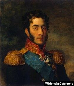 Генерал Петр Багратион