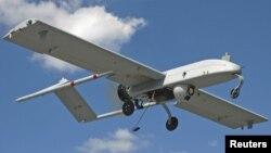 Американский беспилотный самолет, используемый в Пакистане