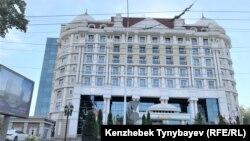 Отель Rixos в Алматы