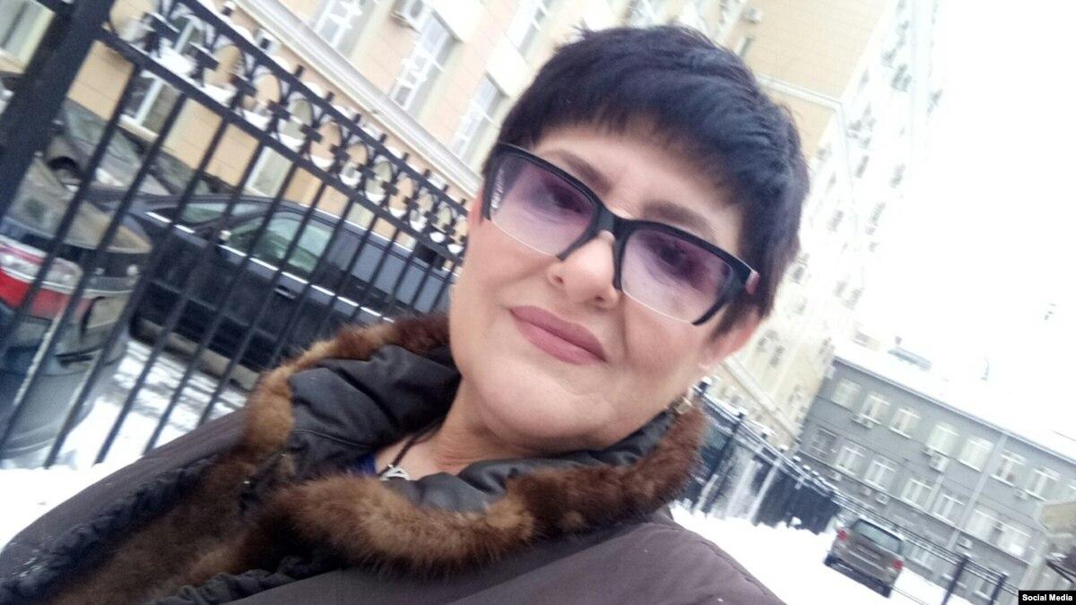 СБУ задержала депортированную из России пропагандистску, которая выступала против Украины