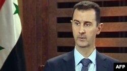 Сирия президенті Башар Асад. Дамаск, 29 тамыз 2012 жыл.