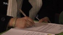 У Запоріжжі стартував «Марафон написання листів-2016» (відео)