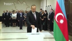 Aliyev Votes In Azerbaijan Referendum Expected To Boost His Power