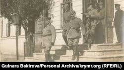Немецкая оккупация Крыма, 1918 год