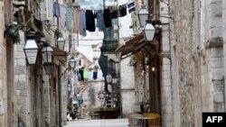 Hrvatska, Dubrovnik, ilustracija