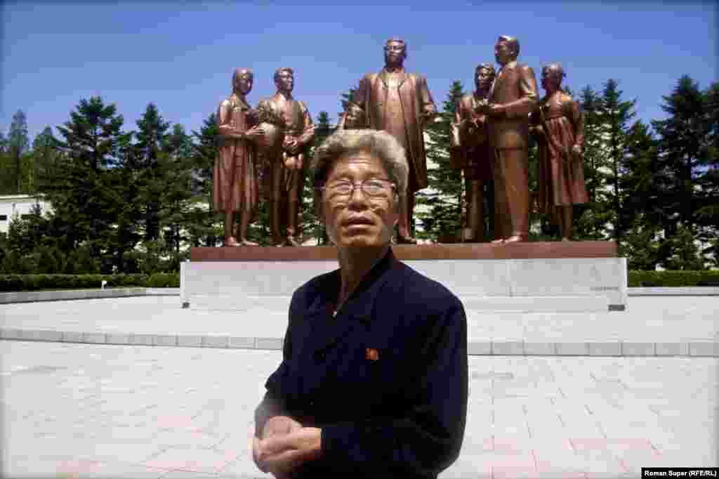Местный Карен Шахназаров – директор северокорейской киностудии